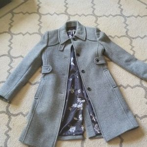 Via Spiga Jackets & Coats - Via Spiga pea coat